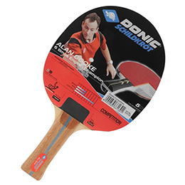 Stalo teniso raketės
