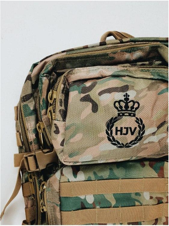 HJV Army kuprinė