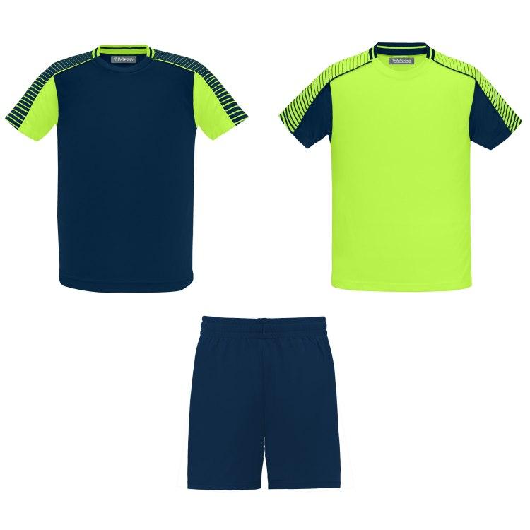 3 dalių Vulcan futbolo apranga