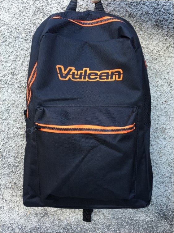 Vulcan kuprinė