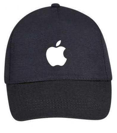 Kepurė su Apple logotipu
