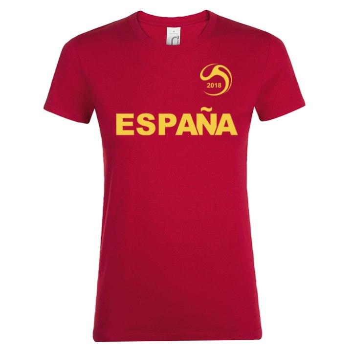 Mot. Espana marškinėliai