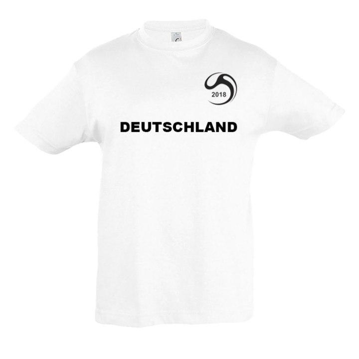 Vaik. Deutschland marškinėliai