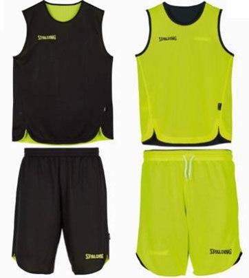 Dvipusė Spalding krepšinio apranga