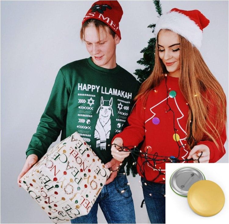 Džemperis Kalėdinė eglutė