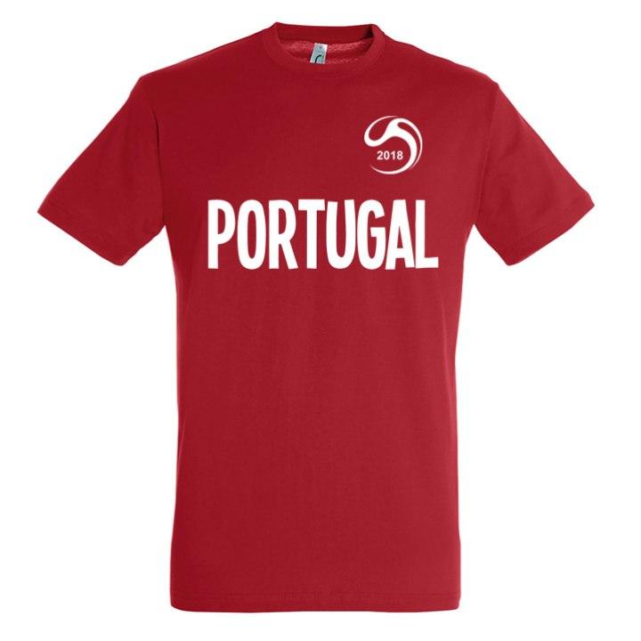Vyr. Portugal marškinėliai