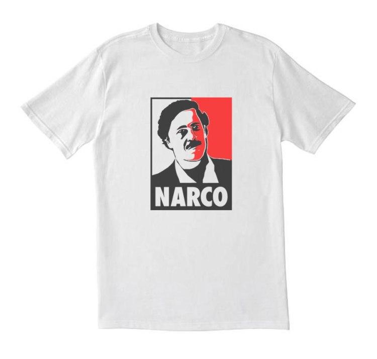 Narco marškinėliai