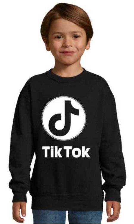 Tik Tok vaikiškas džemperis
