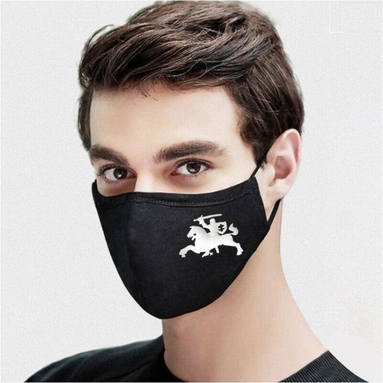 Vytis dvisluoksnė kaukė