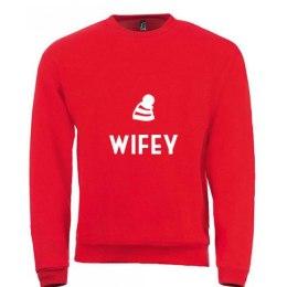 Wifey unisex džemperis