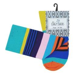 Crazy socks kojinės