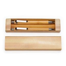 Wood tušinis + pieštukas