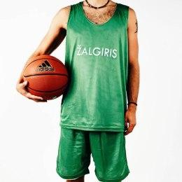 Krepšinio apranga Žalgiris