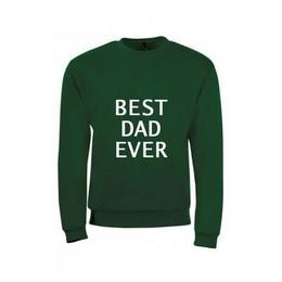 Best Dad Ever unisex džemperis