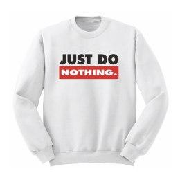 Just Do Nothing džemperis