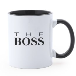 The Boss puodelis
