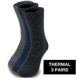 Thermal kojinės (3 poros)