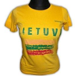 Lietuvos marškinėliai