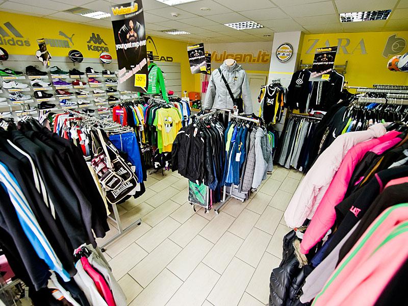 Adidas parduotuve vilniuje